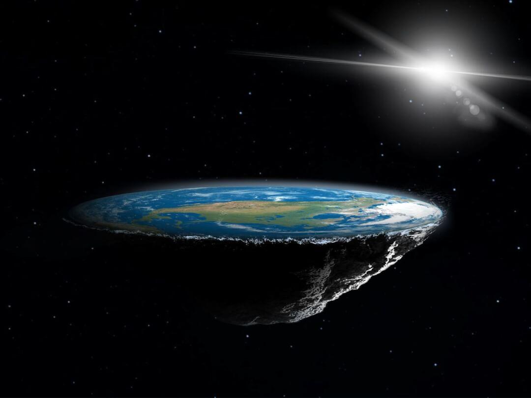 地球は平面だって知ってましたか?または夢を叶える考え方について。